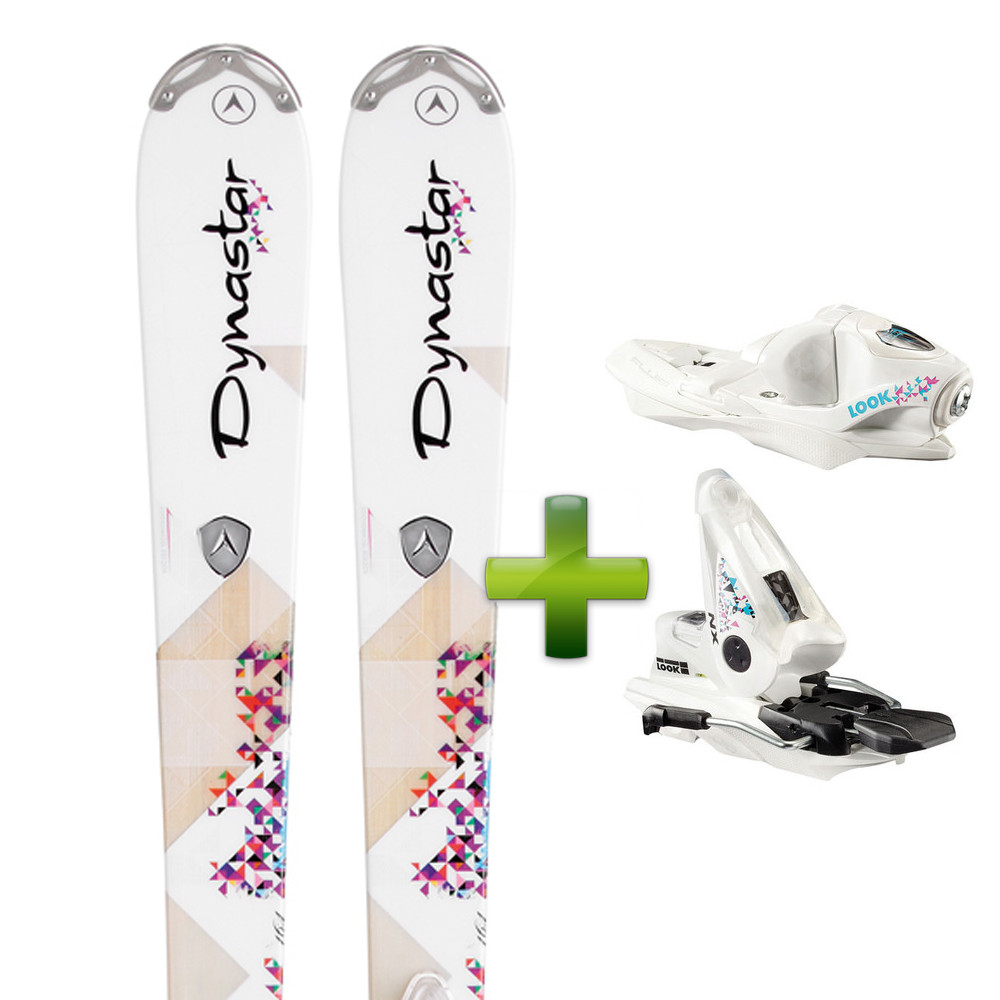 Exclusive Idyll Fluid Ski Femme+ Nx Exclusive Fluid Fixations