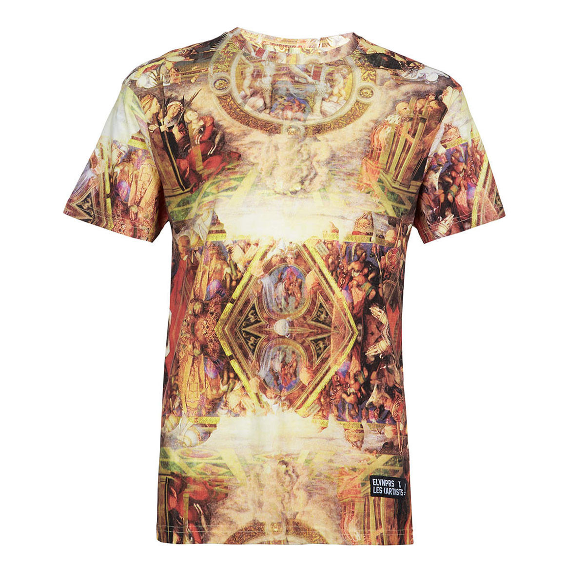 Hesus T-Shirt Mc Homme