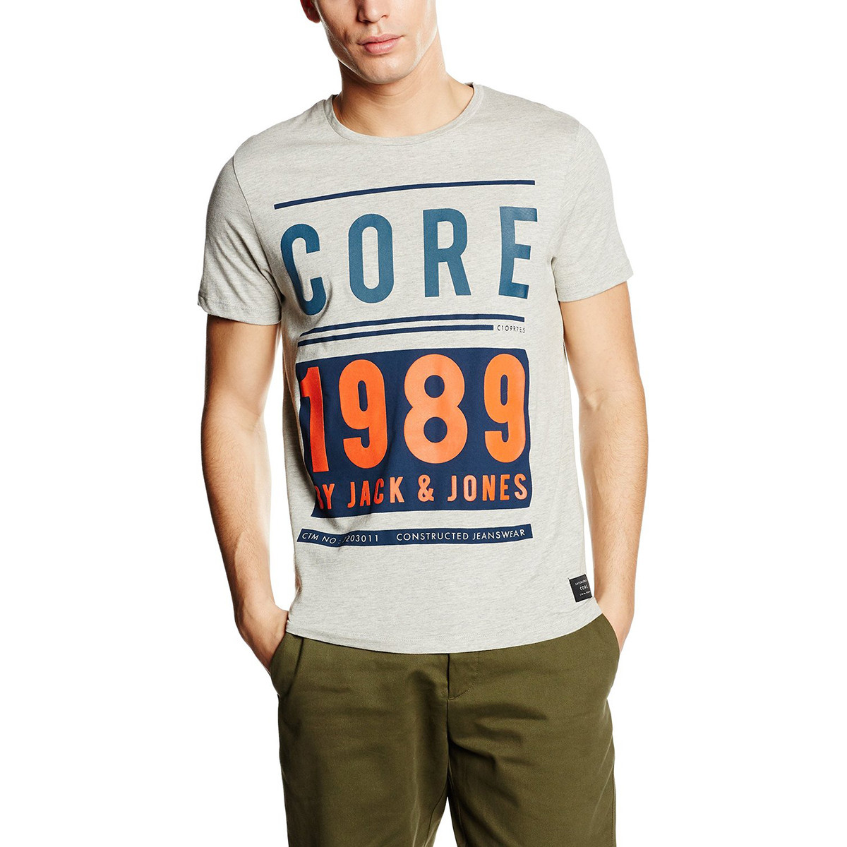 Wallace Tee Shirt Mc Homme