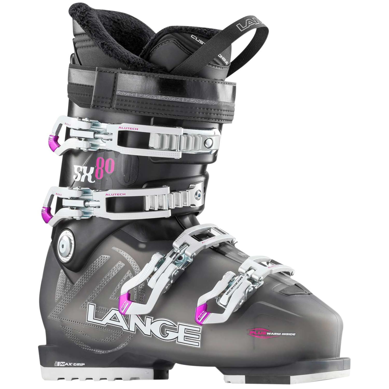 Sx 80 Chaussure Ski Femme Lange Gris Pas Cher Chaussures