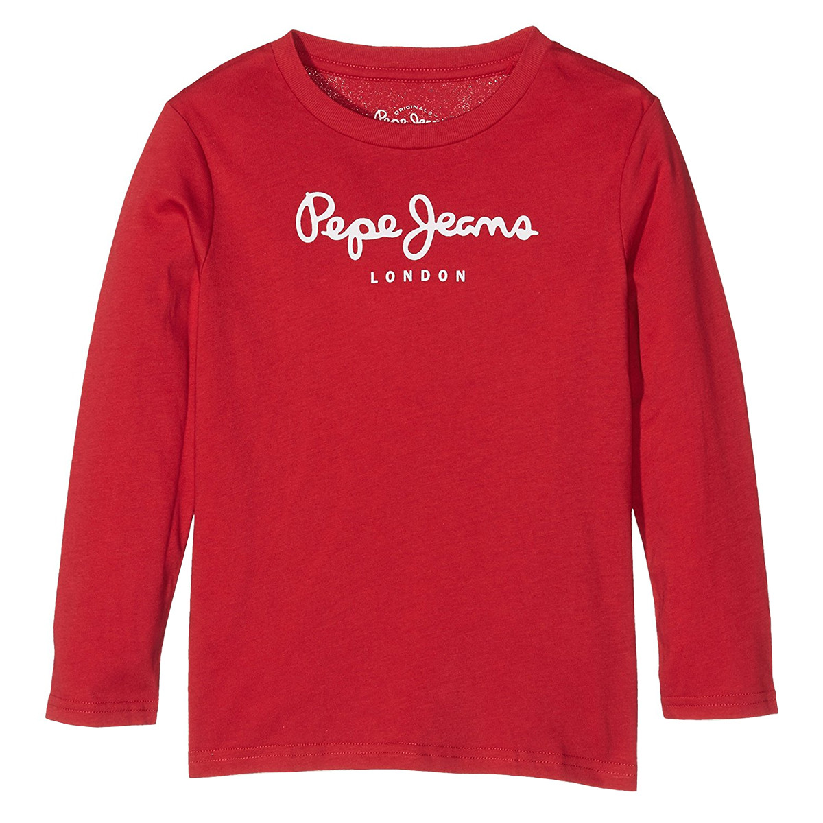 New Herman T-Shirt Ml Garçon
