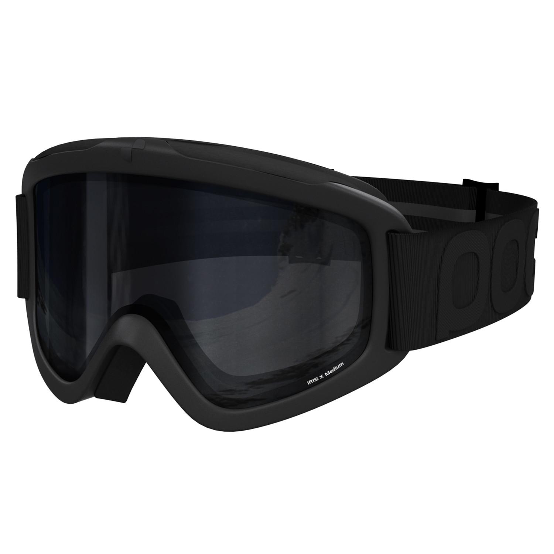 Iris X All Black Masque Ski Unisexe