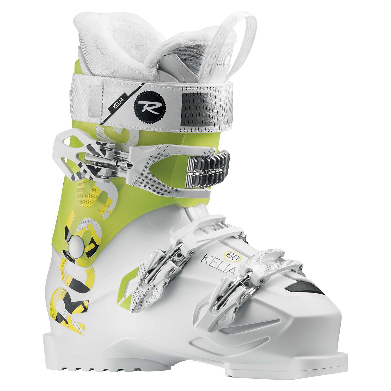 Kelia 60 Chaussure Ski Femme Rossignol Blanc Pas Cher