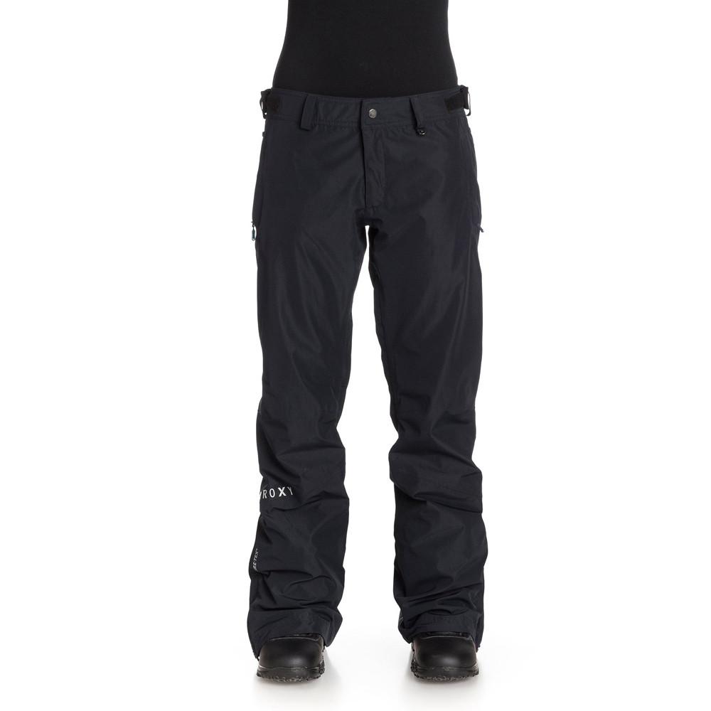 Pantalon Cher Roxy Femme Et Ski Pas Rushmore Pantalons Noir dfqZwSdR