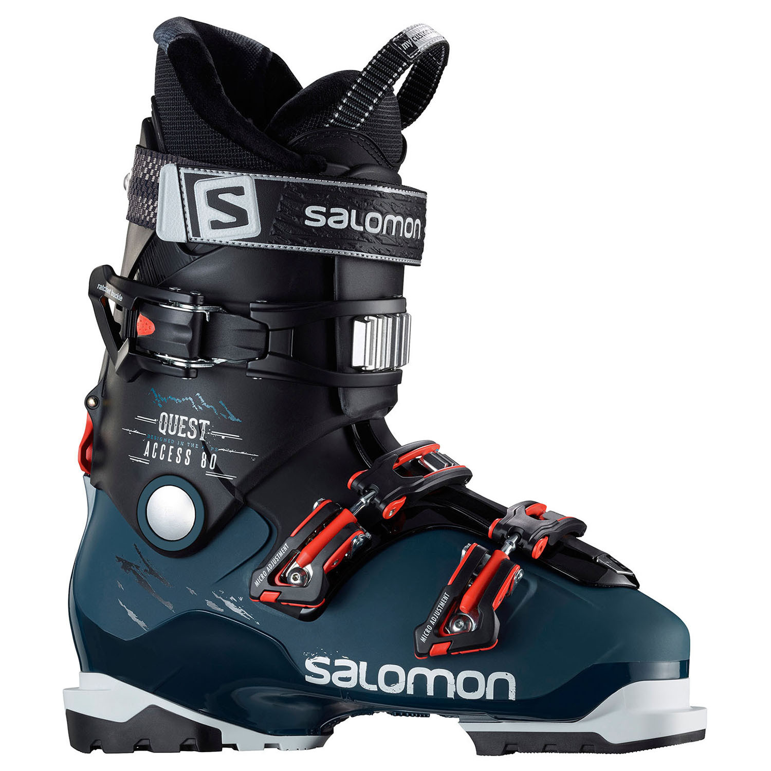 Quest Access 80 Chaussure Ski Homme