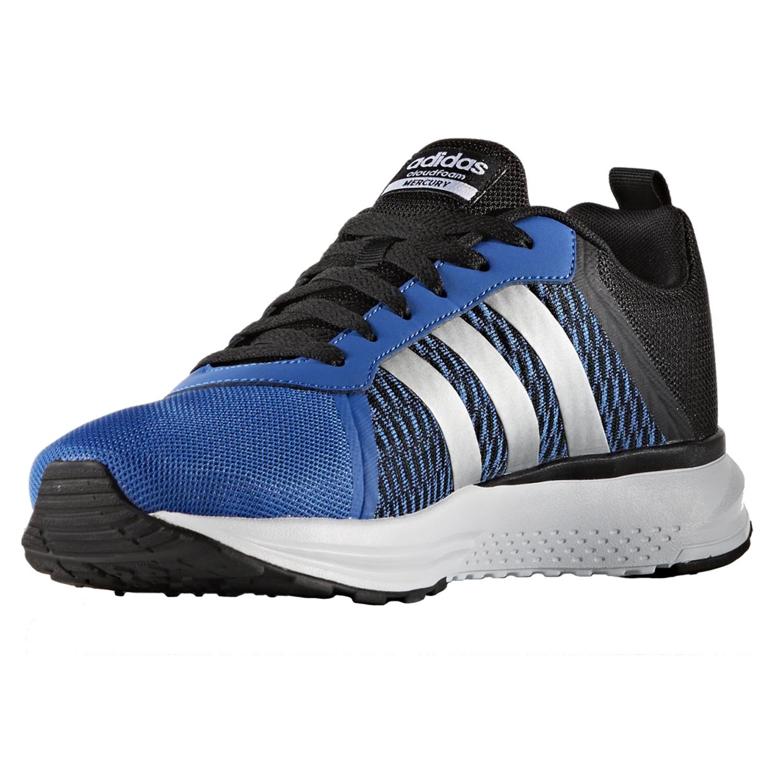 Bleu Adidas Mercury Baskets Chaussure Cloudfoam Cher Unisexe Pas RSxnd4w
