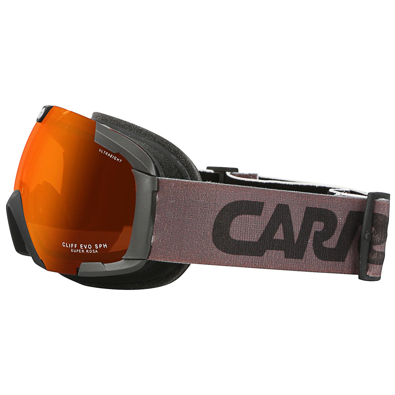 Cliff Evo Sph Masque Ski Unisexe CARRERA NOIR pas cher - Masques ski ... d4b76930f71d