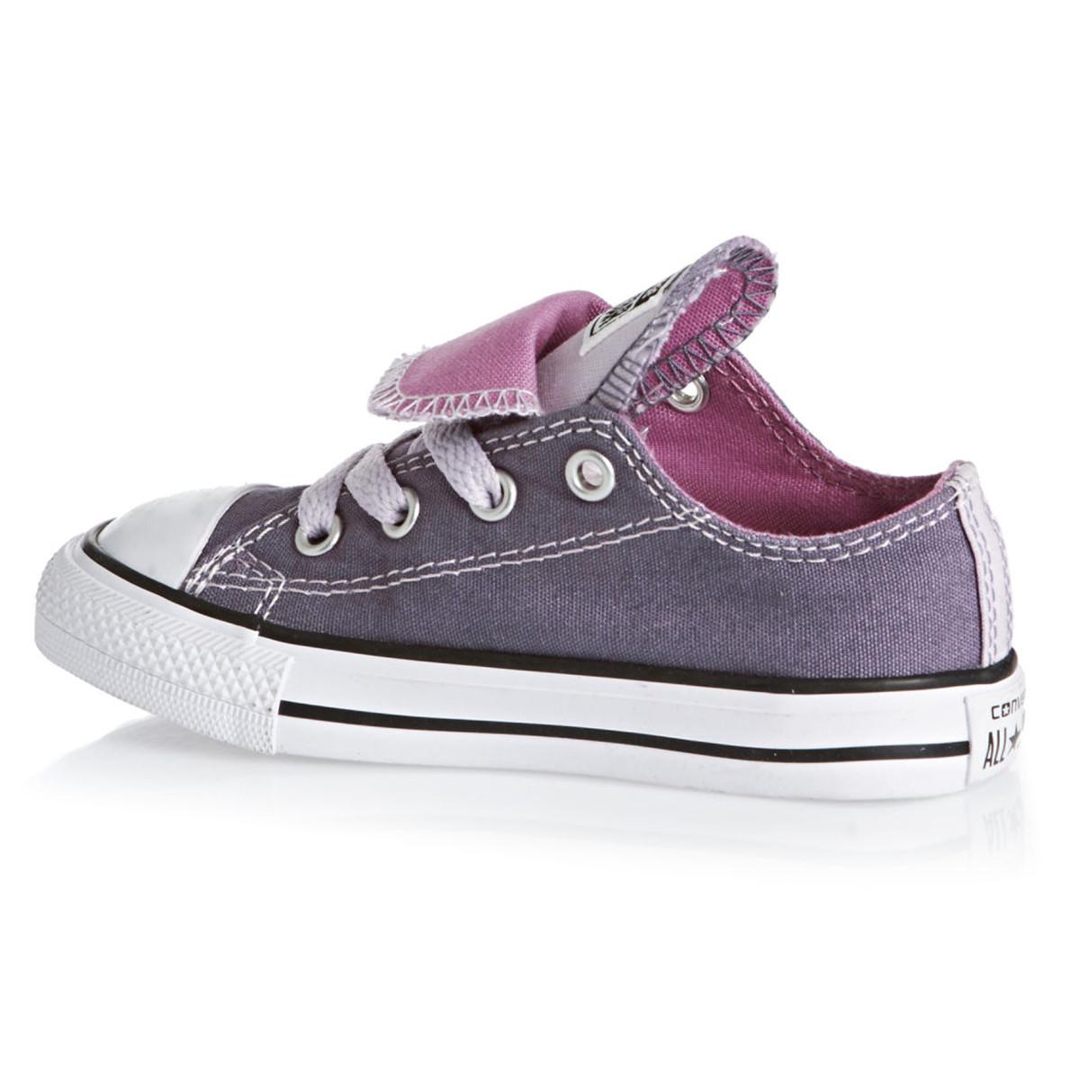 Chaussure Converse CTAS HI EV Violette 5615601 pour Enfant fille   JEF Chaussures