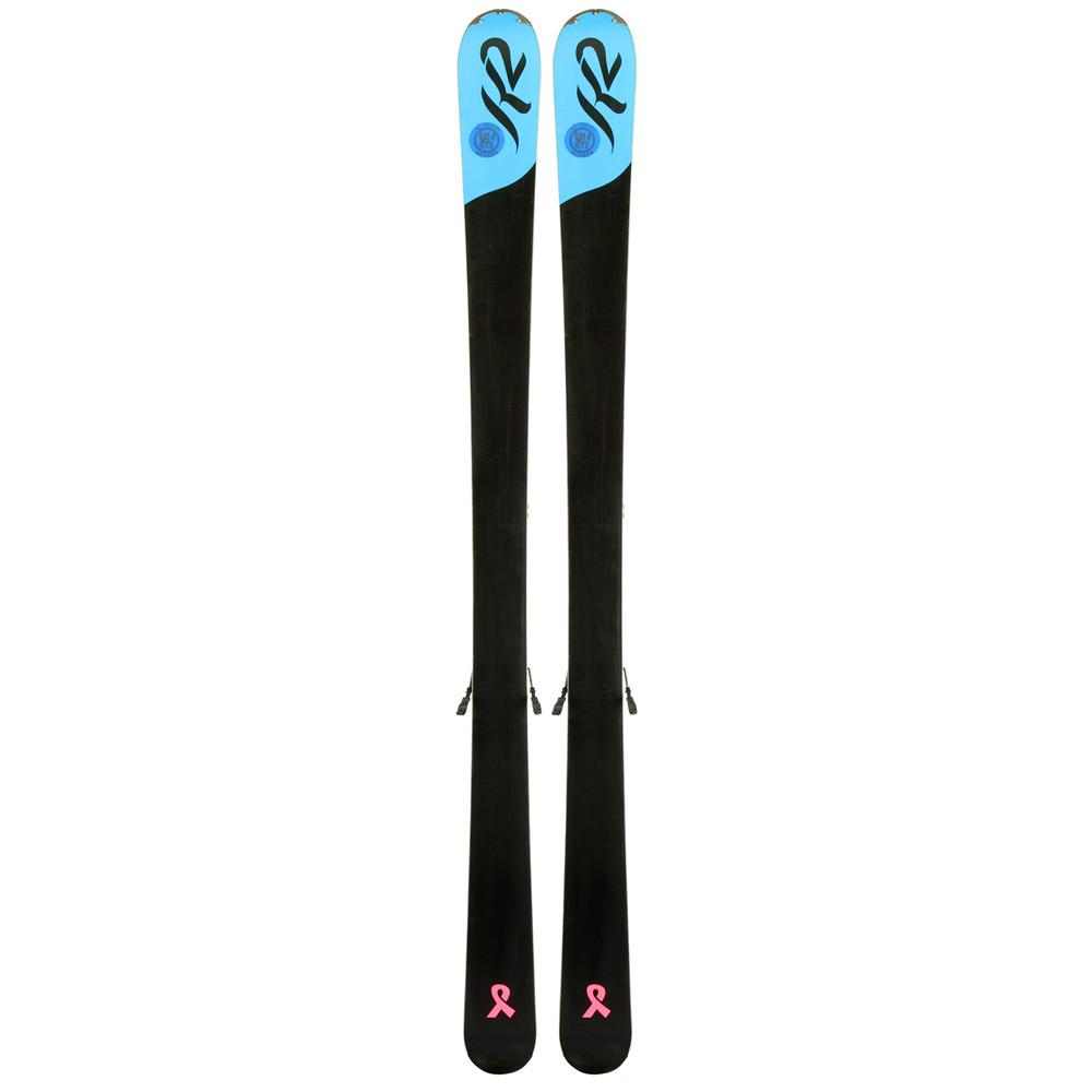 Superstitous Ski Femme + Ers 11.0 Tc Fixation