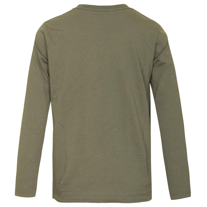 Golders Jk Ls T-Shirt Ml Garçon