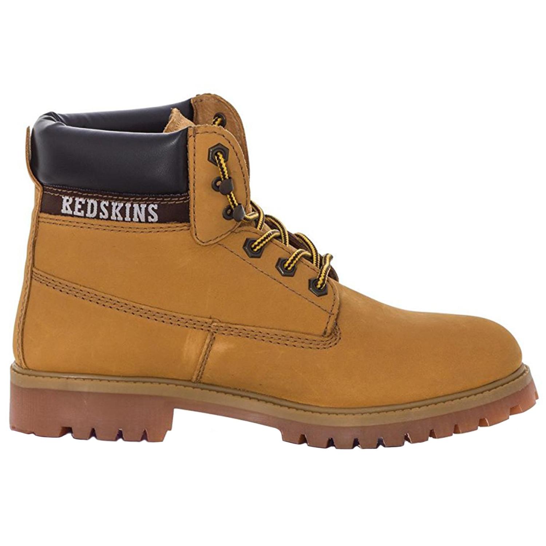 e3dc3d99ba23 Dutac Chaussure Homme REDSKINS BEIGE pas cher - Bottines homme ...