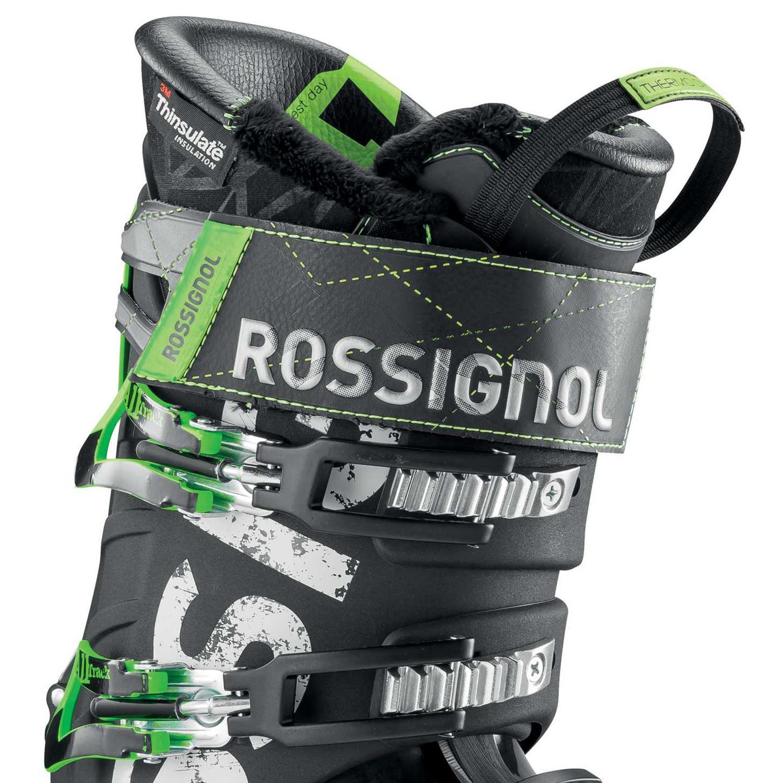 Alltrack 120 Ski Homme Rossignol Cher Pas Chaussure Noir SpUzMV