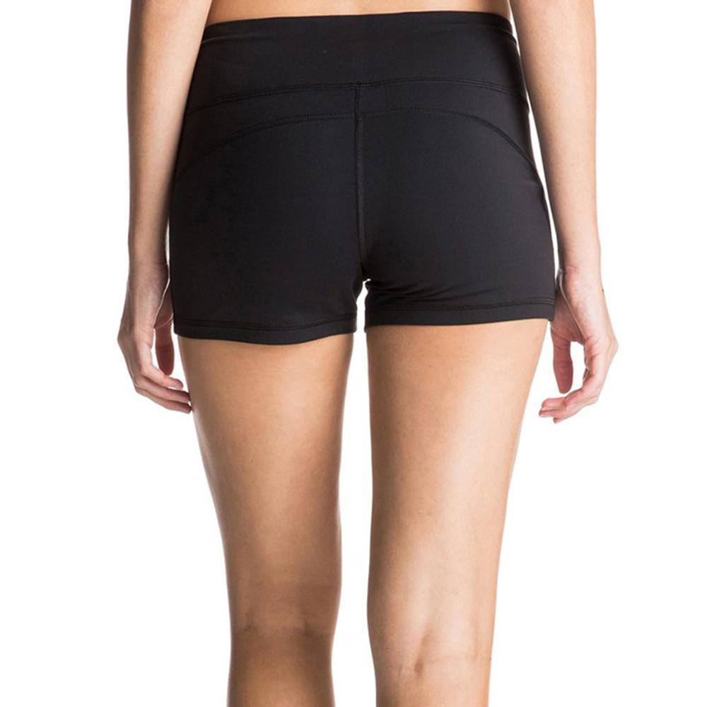 acheter authentique célèbre marque de designer france pas cher vente Breathless Short Running Femme ROXY NOIR pas cher - Shorts ...