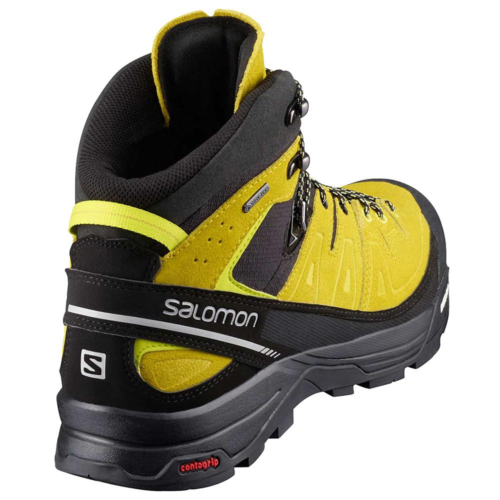 Alp Gtx Homme Cher Noir Salomon X Ltr Chaussure Chaussures Mid Pas vm8y0wNnOP