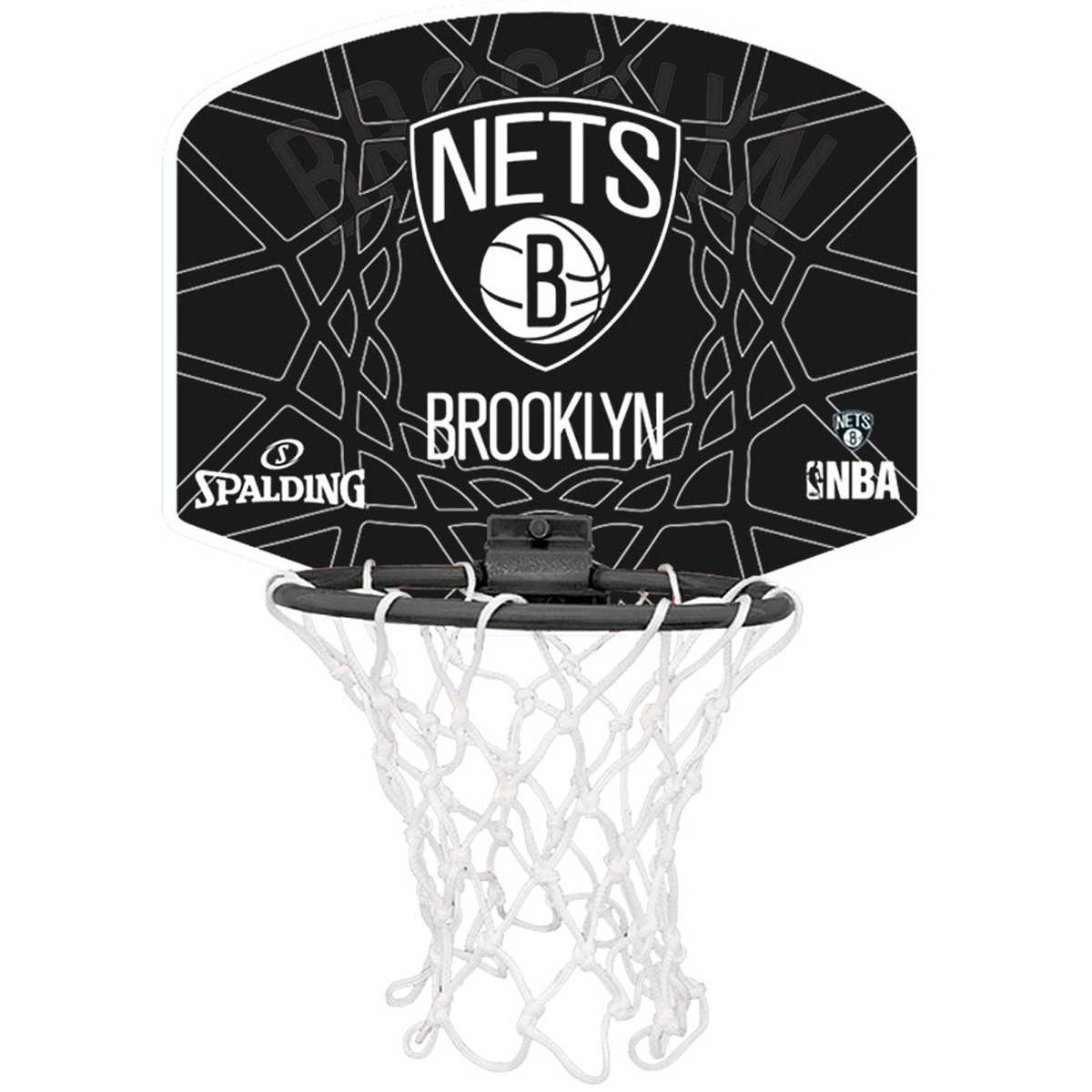 Brooklyn Nets Mini Panier Ballon Basket