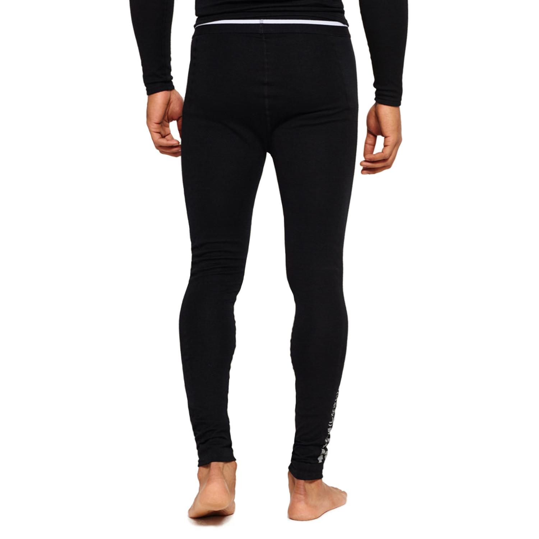 Superdry Homme Mérinos Sous-Vêtement Leggings
