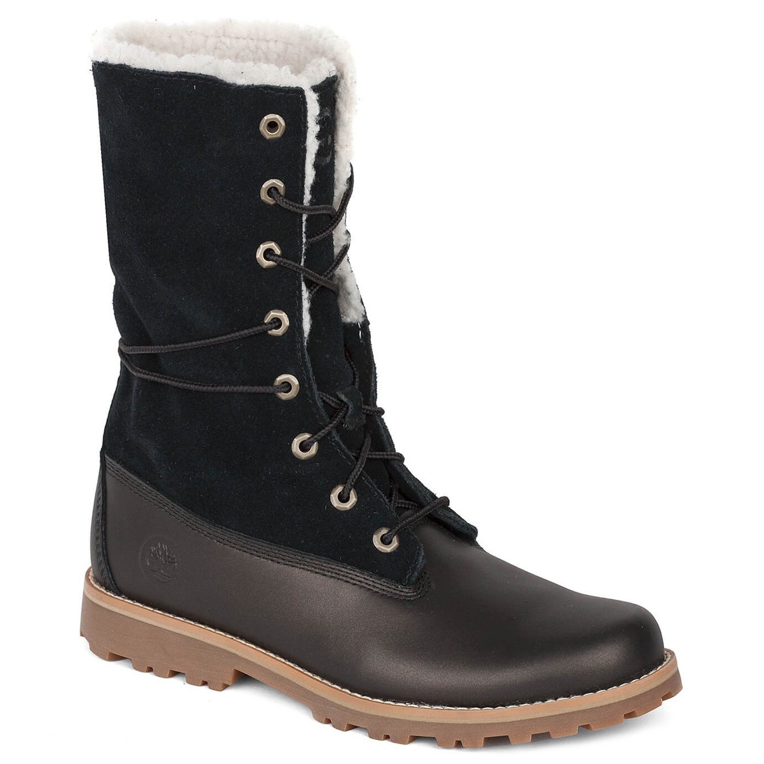 6 In Wp Shearling Bottine Garçon