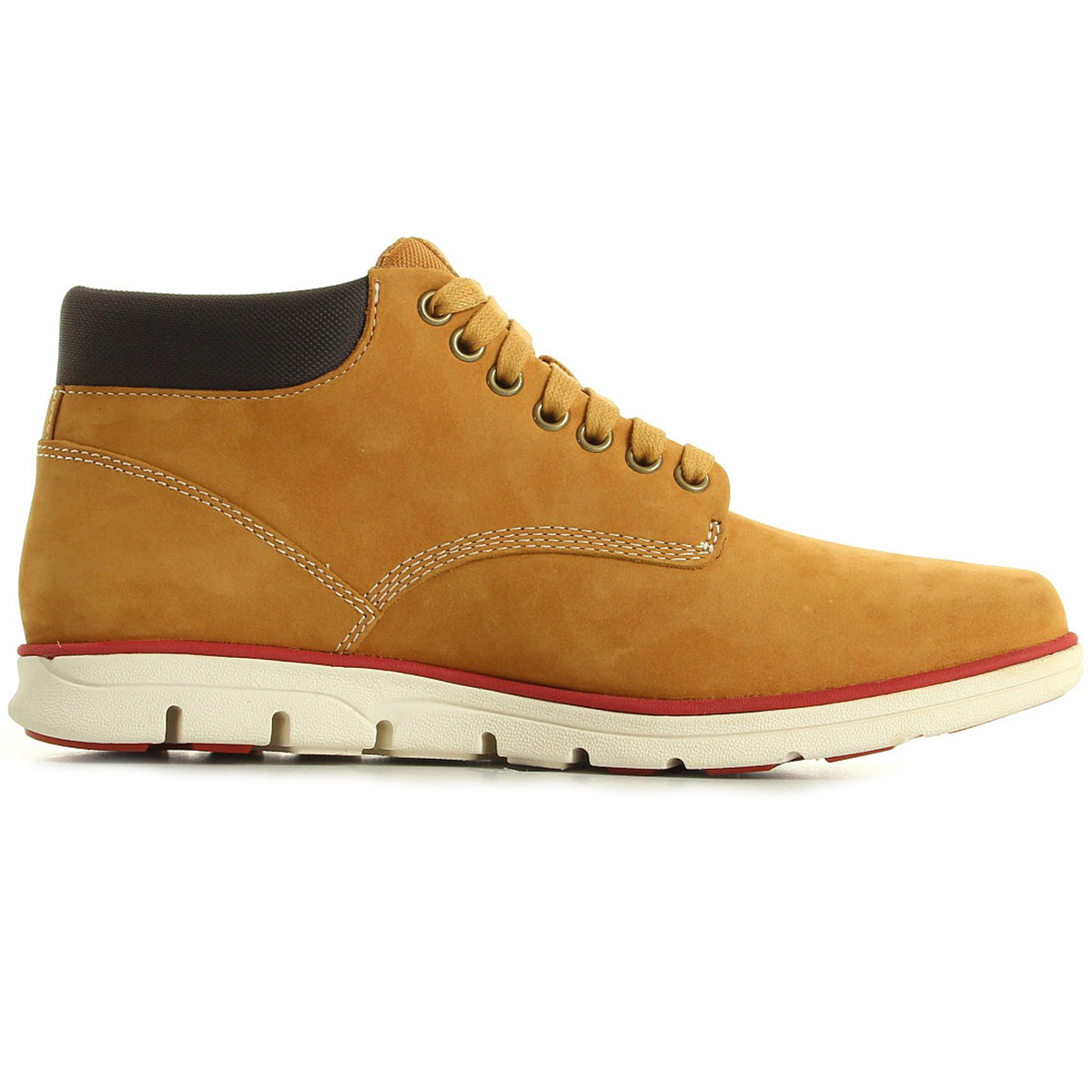 Chukka Leather Chaussure Homme