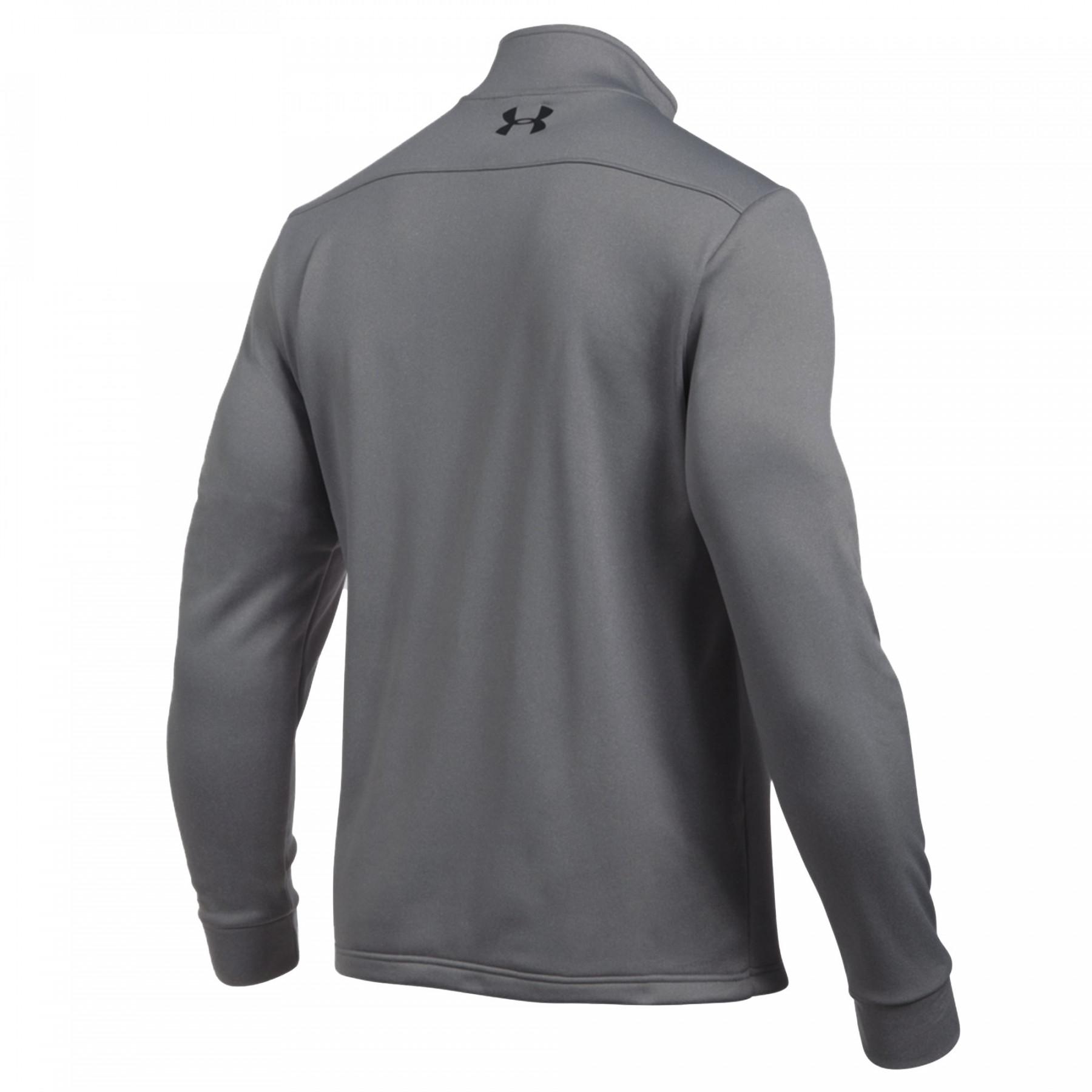Armour Fleece T-Shirt Ml Homme