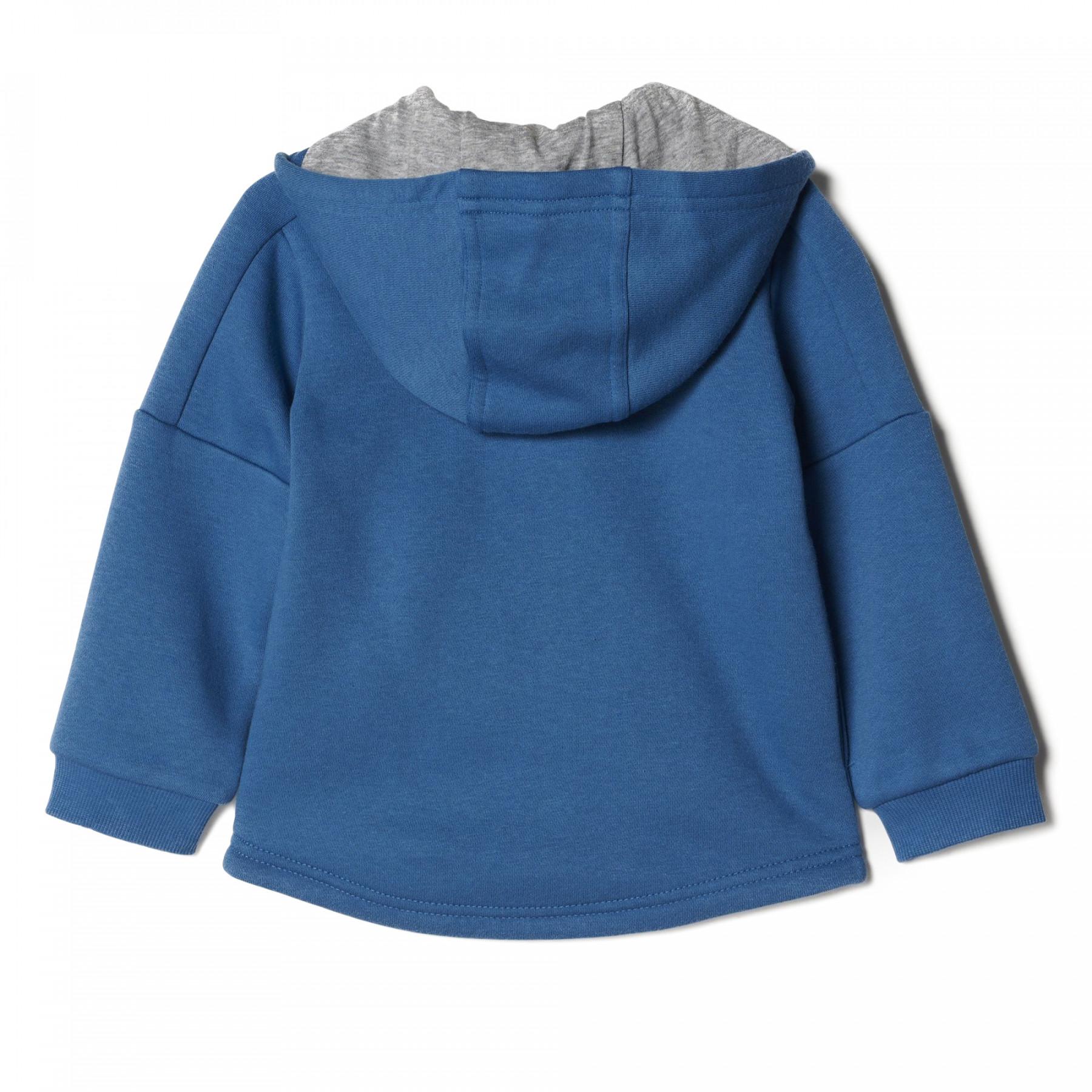 cf9f015b7abae8 Polo Ralph Lauren Hooded Fz-Long Sleeve-Knit, Veste Sweat Femme Grau ...