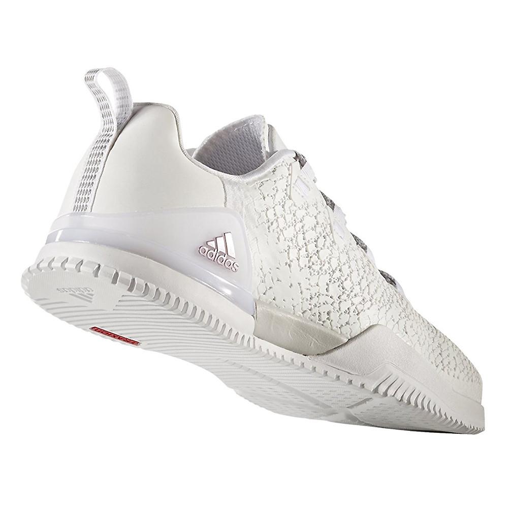 Fitness Blanc Adidas Crazy Power femmes chaussures de