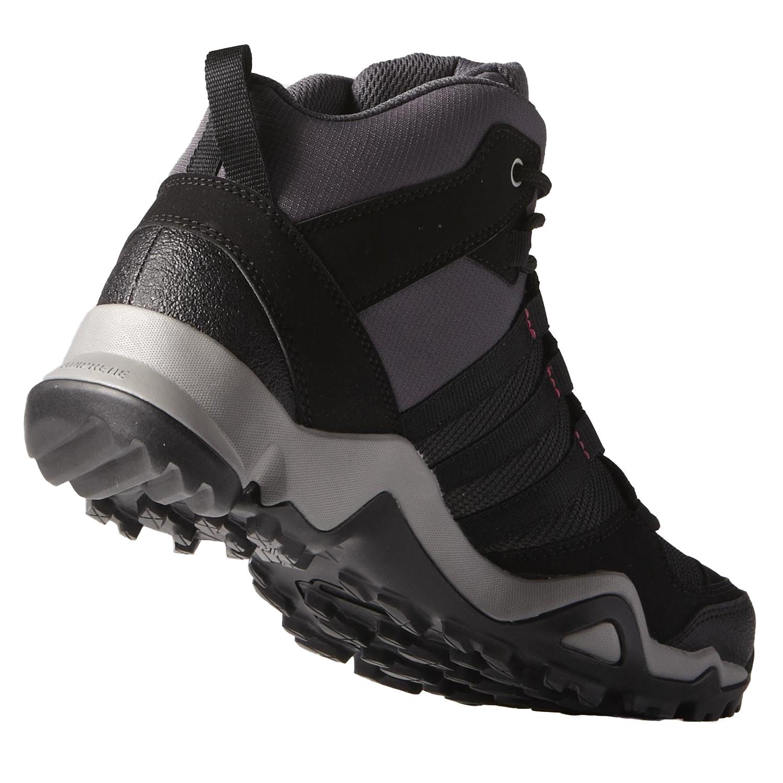 Adidas Ax2 Gore Tex Chaussures de marche Femme Gris Noir