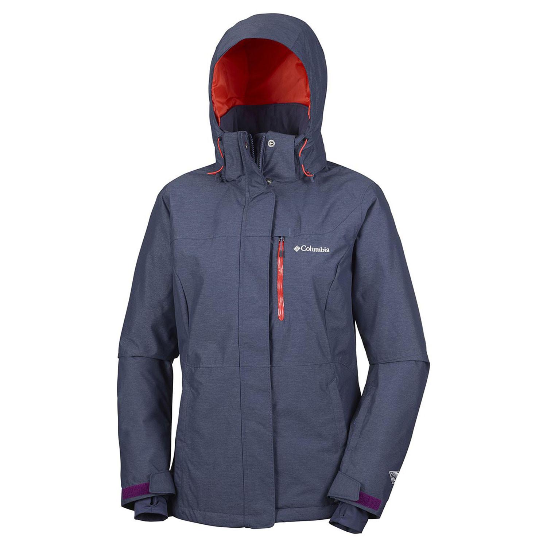 Alpine Action Omni-Heat Blouson De Ski Femme