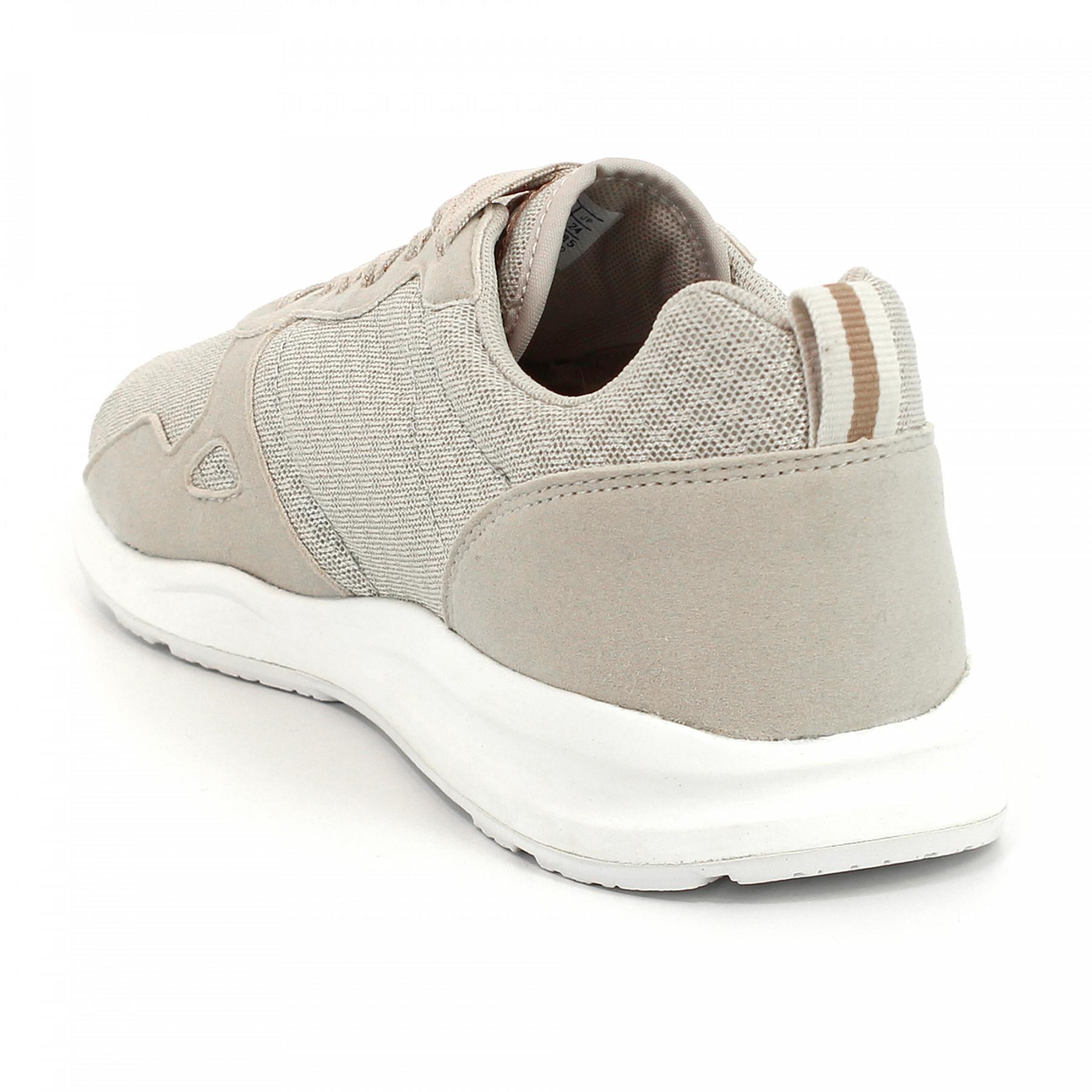 623f7f56134 Chaussures LCS R600 Feminine Mesh Gray Morn W Le Coq Sportif En ...