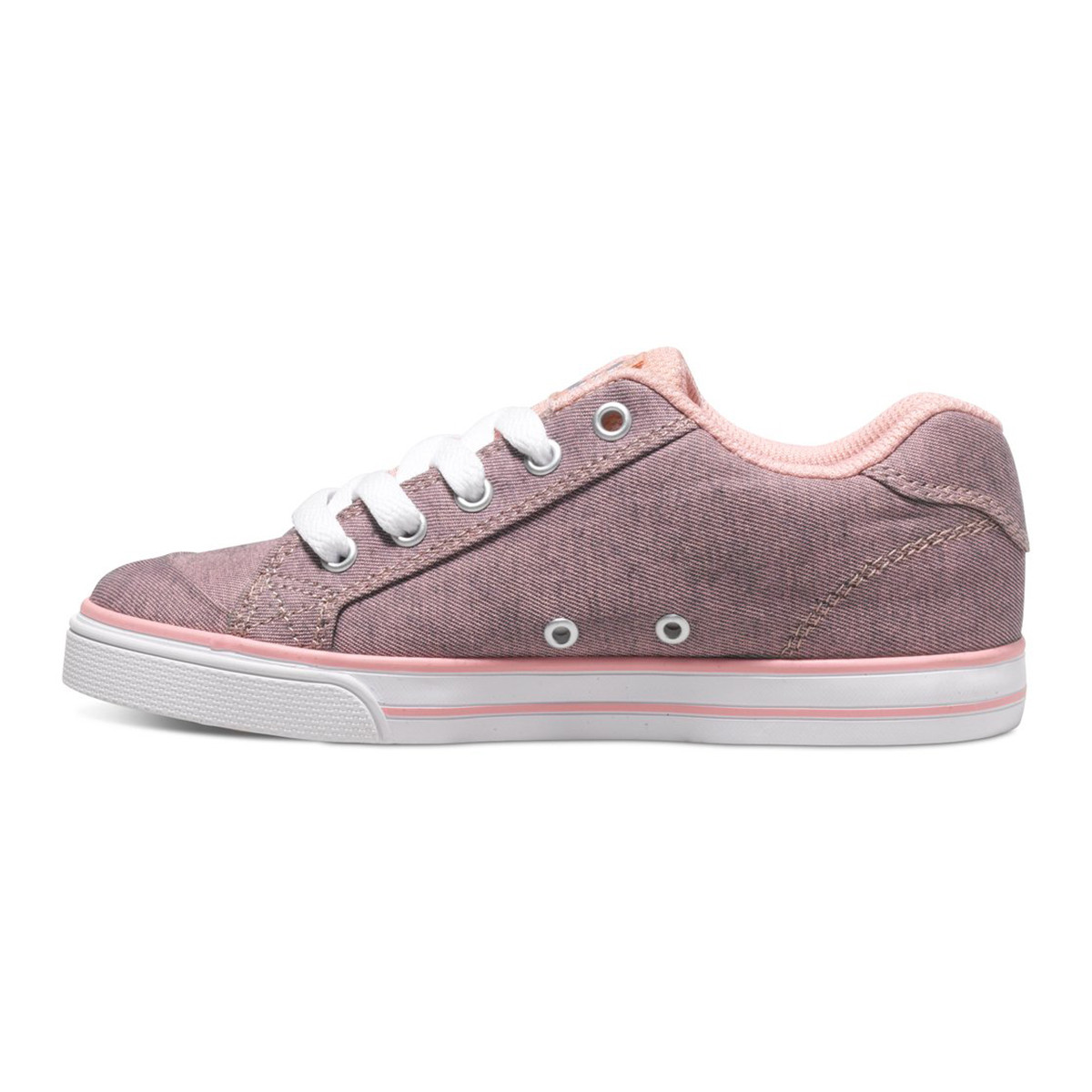 Chaussures Chelsea Tx Se Pink With Silver - DC nBrAbOpJq