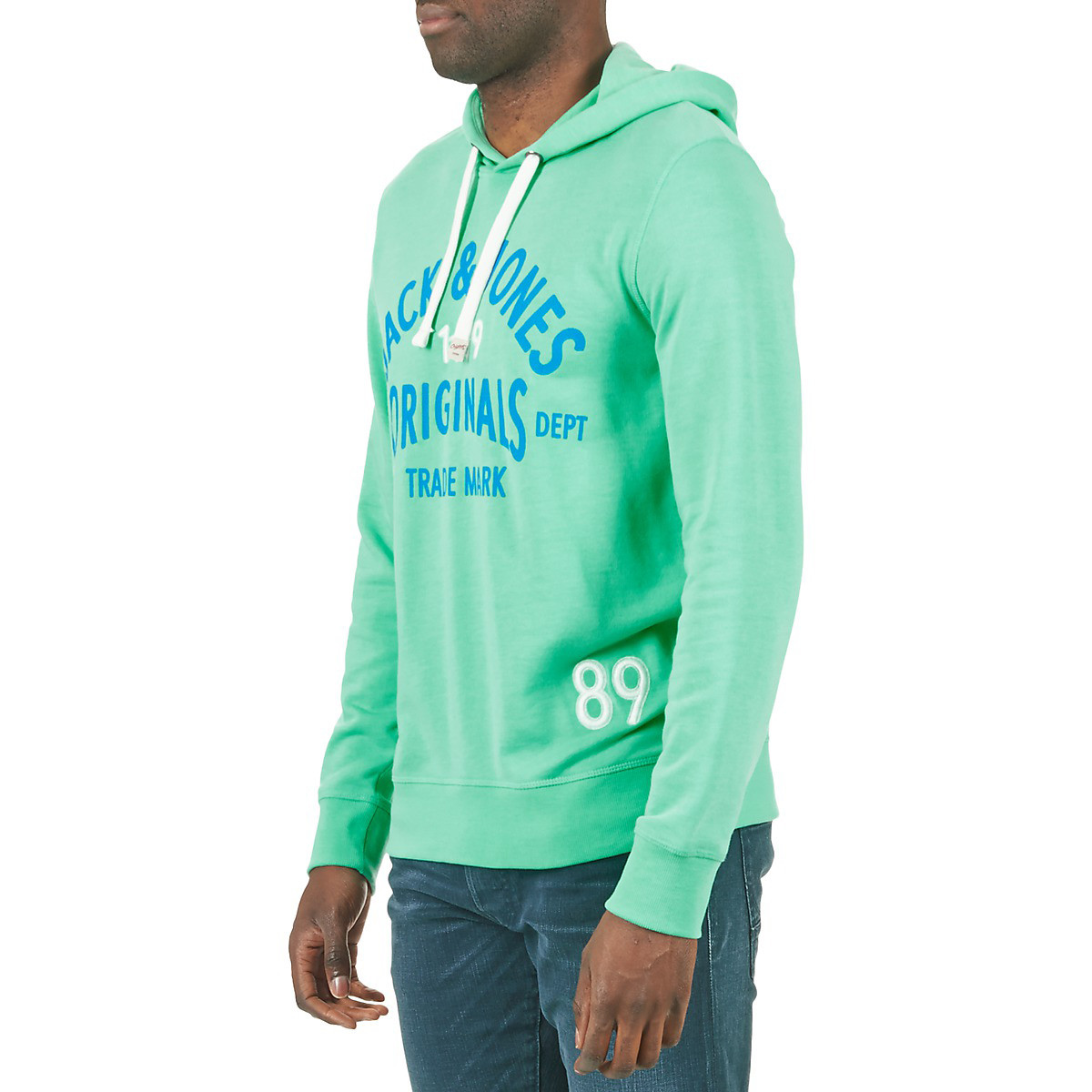 Athletic Sweat Capuche Homme