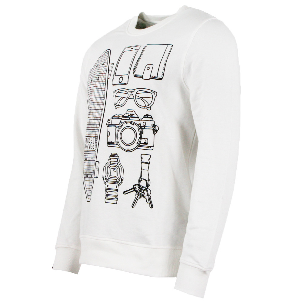 Routfit Sweat Homme