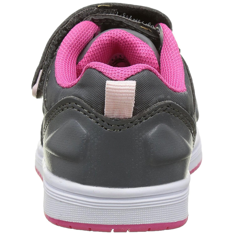 Bb Chaussure Fille Pas Baskets Gris Bébé Kappa Cher Jarvis CdWOqPw