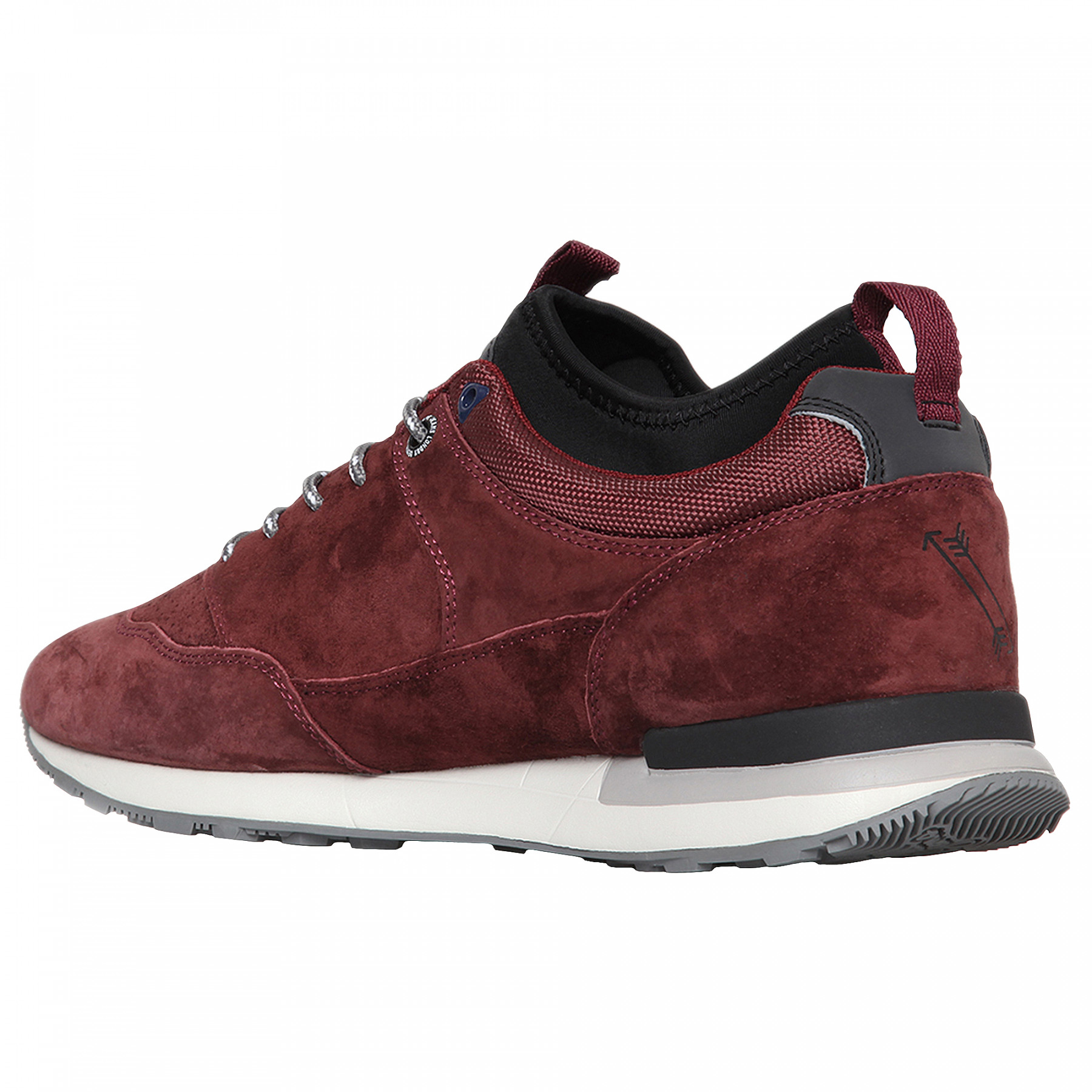 05357c2e9f6 Boston Treck Chaussure Homme PEPE JEANS ROUGE pas cher - Baskets ...