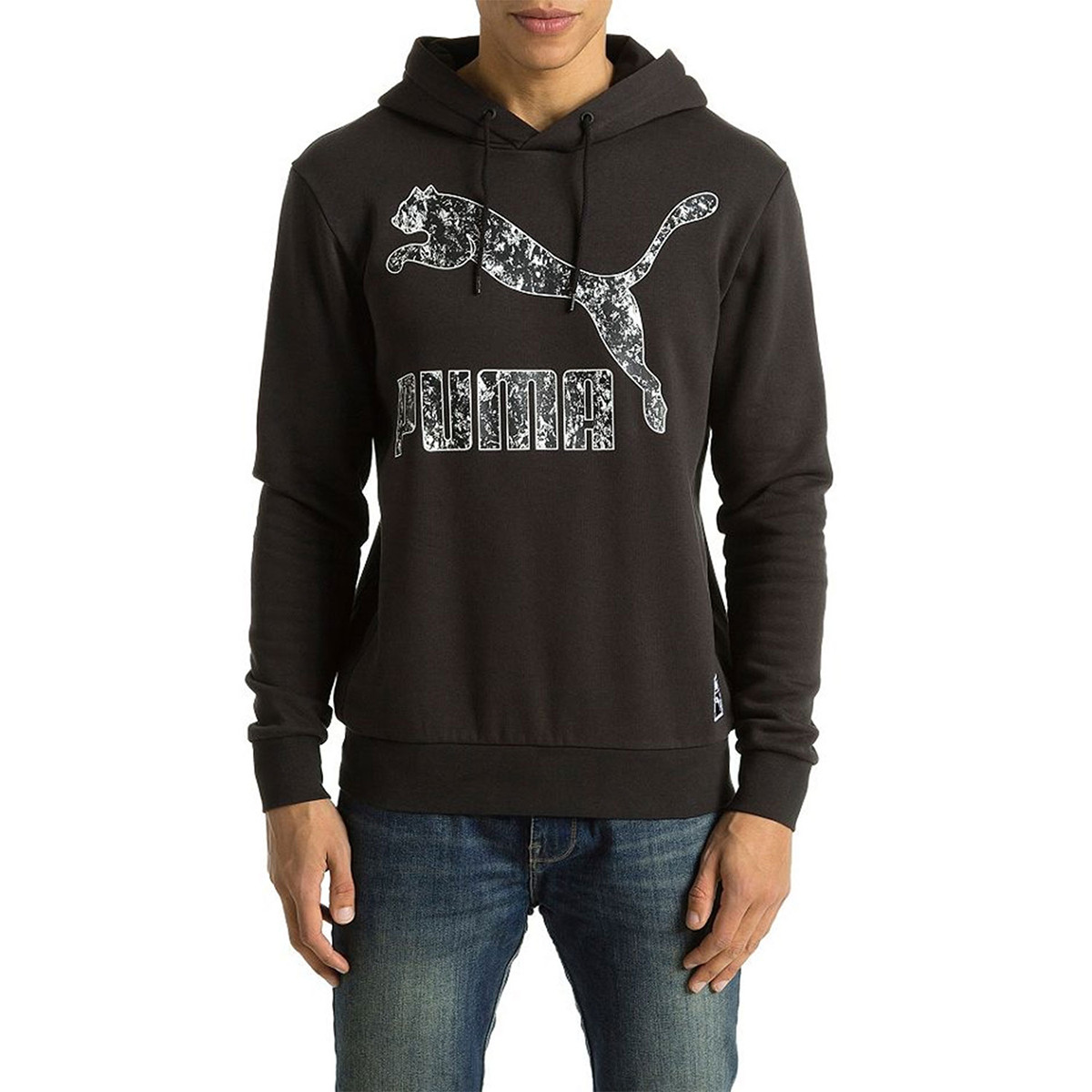 Arch Logo Hoody Sweat Capuche Homme
