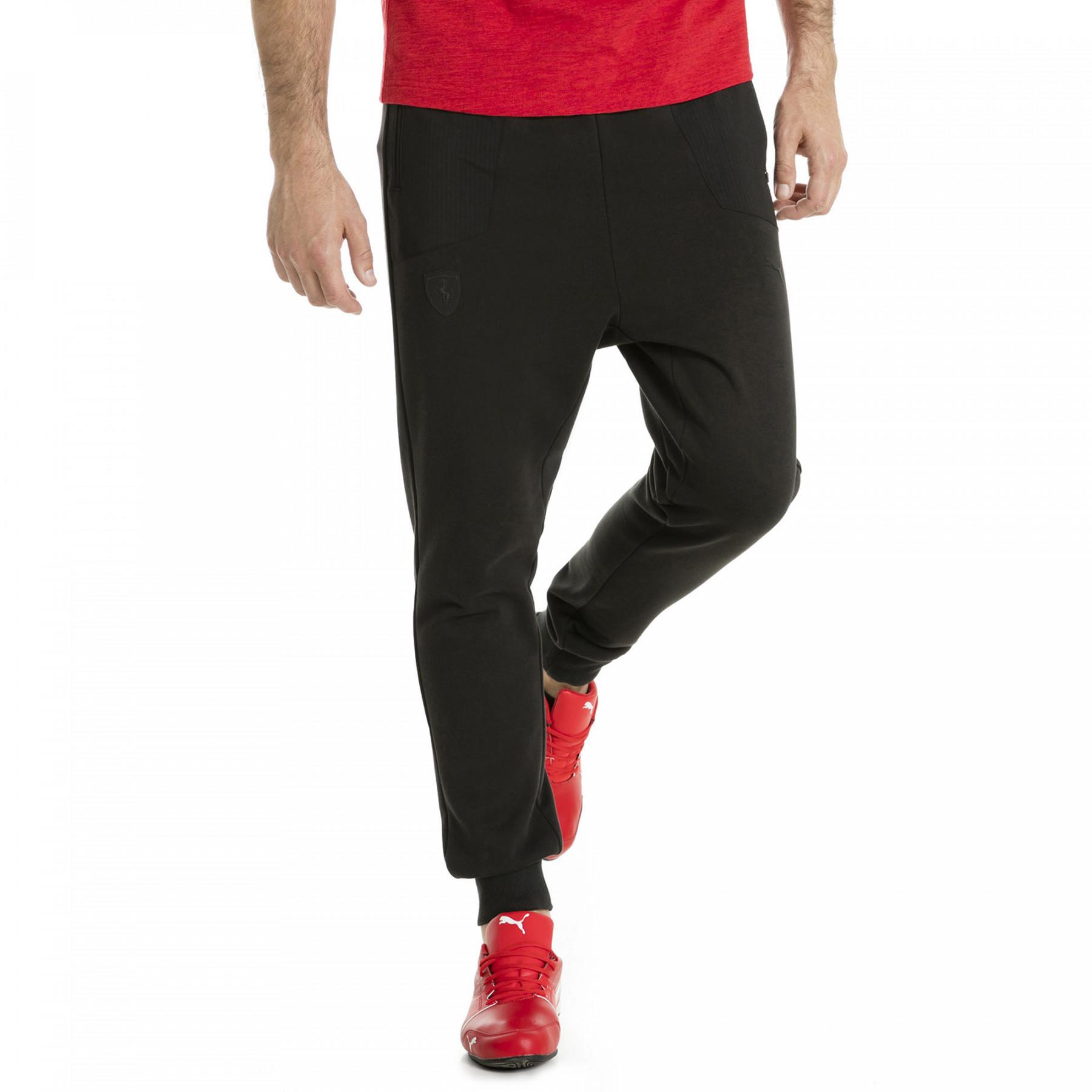 e4516e932 Ferrari Sweat Pt Pantalon Survêtement Homme PUMA NOIR pas cher ...