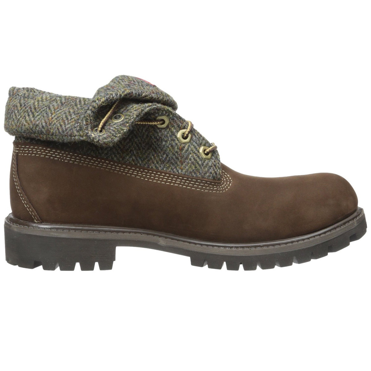 Roll Top Ff Chaussures Homme TIMBERLAND MARRON pas cher