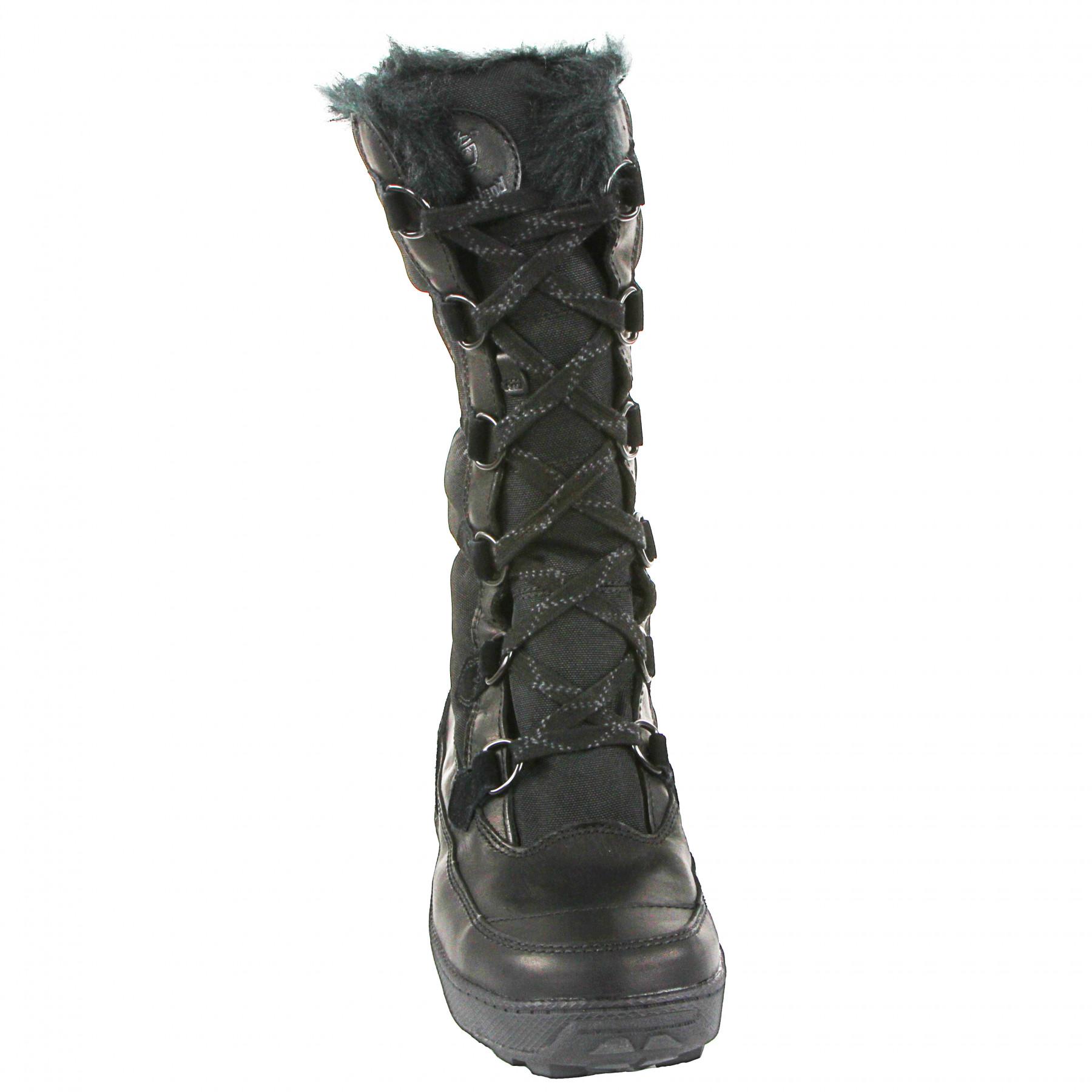 bottines neige femme timberland