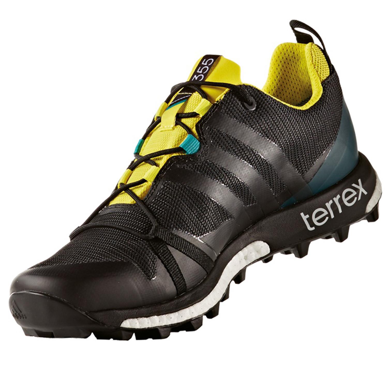 Noir Chaussure Gtx Cher Pas Trail Agravic Adidas Terrex Unisexe w671YHxx