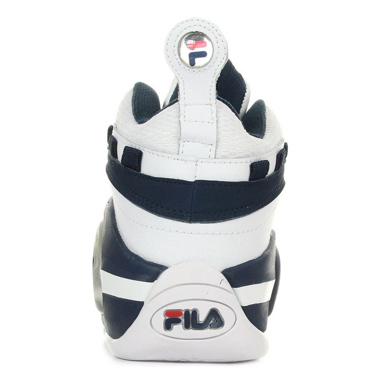 Montantes Homme Fila Blanc Mid Chaussure Cher Baskets Pas Bubbles tChdrQs