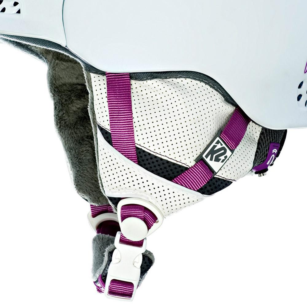 Virtue Casque Ski Femme
