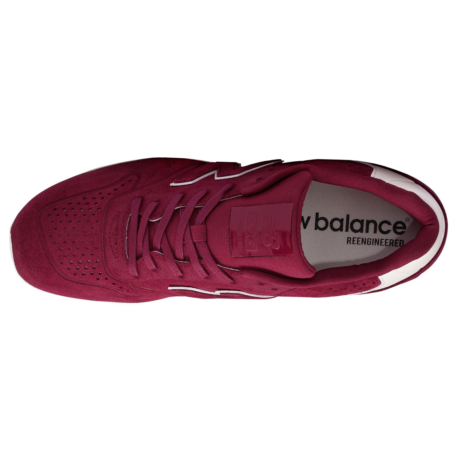 Basses Baskets Cher Mrl996 Homme Pas Rouge New Balance Chaussure Ong1qR8w