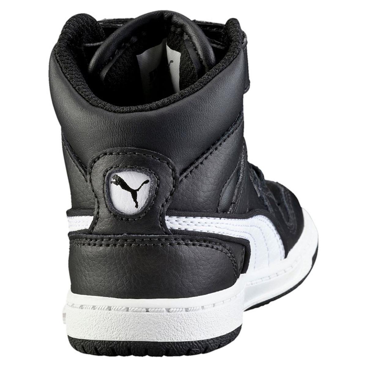 Chaussure Rebound Pas Baskets Puma Noir Garçonbébé Street Cher rR7qr8S