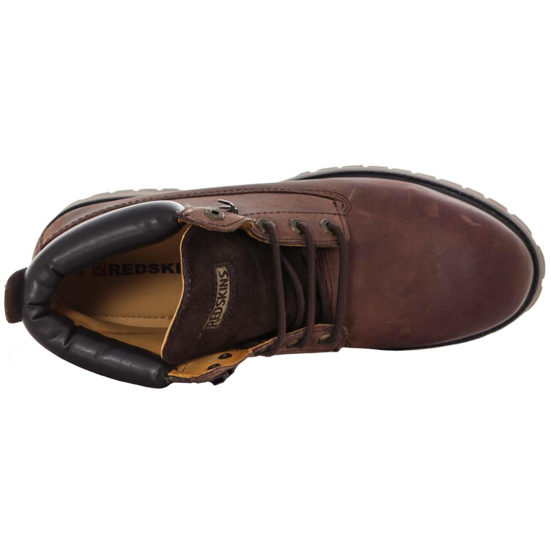 eb7af260200e Dutac Chaussure Homme REDSKINS MARRON pas cher - Bottines homme ...