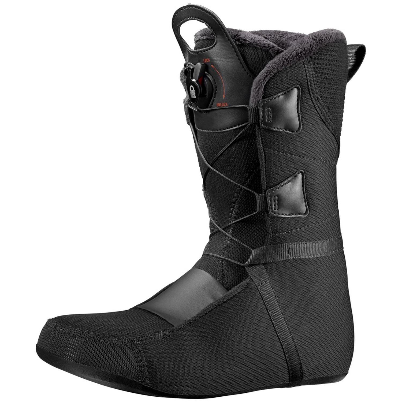 ivy boa sj boots snowboard femme pas cher boots de snowboard salomon discount. Black Bedroom Furniture Sets. Home Design Ideas