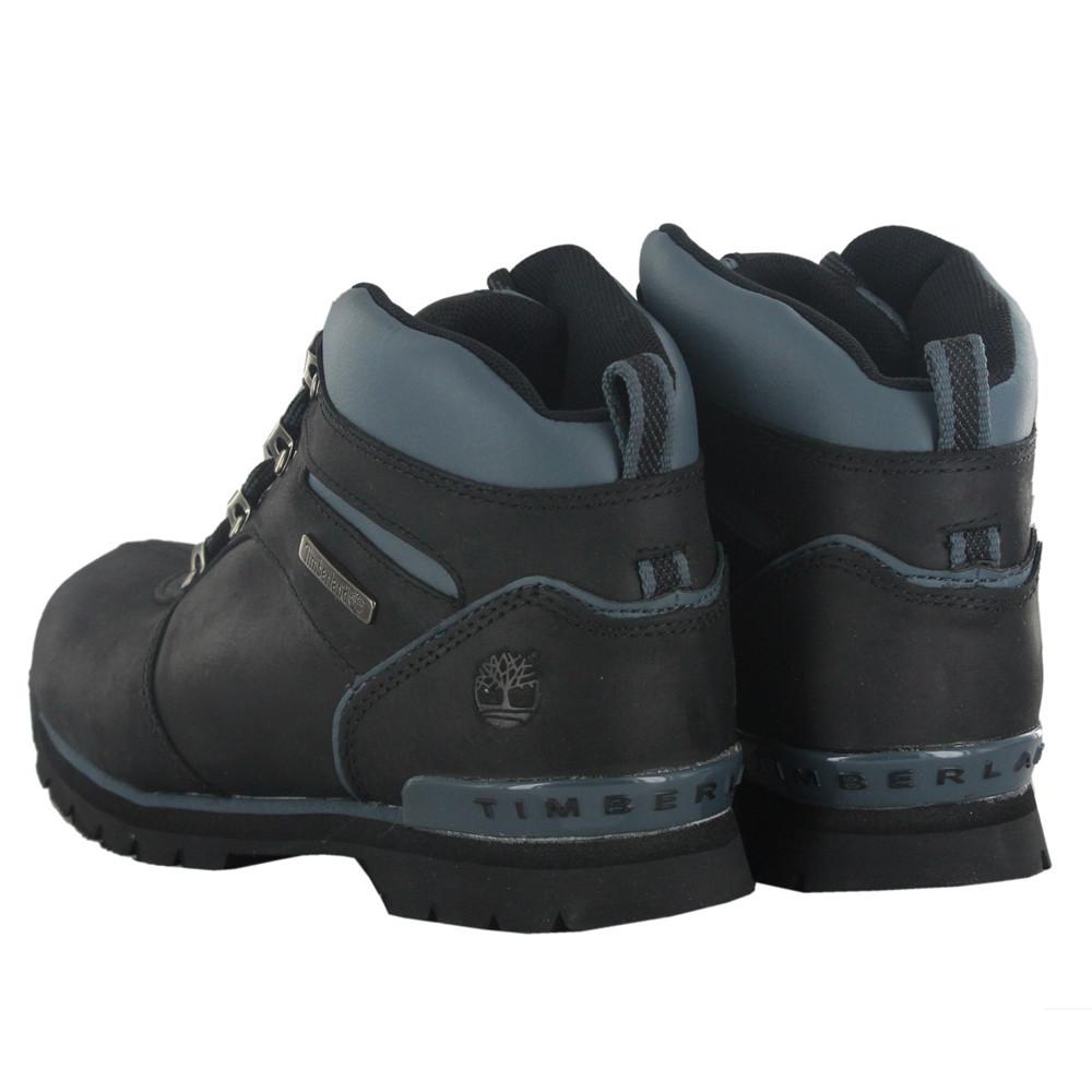 d7c379d633f60 Splitrock 2 Chaussure Garcon TIMBERLAND NOIR pas cher - Bottines ...