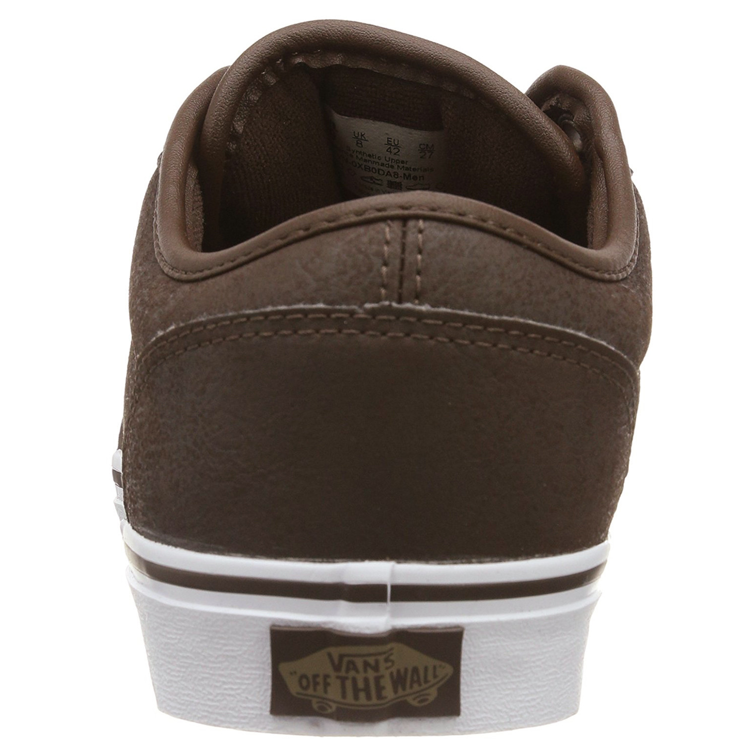 Atwood Buck Leather Chaussure Homme
