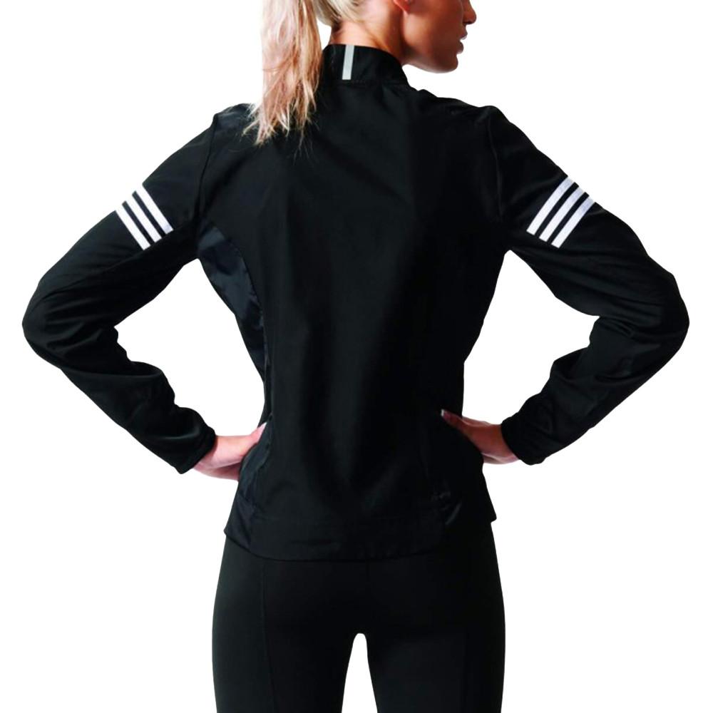 Rs Veste Coupe-Vent Femme ADIDAS NOIR pas cher - Vestes de running et trail ADIDAS discount
