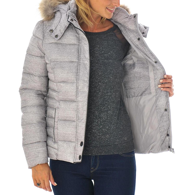 Manteau doudoune femme kaporal