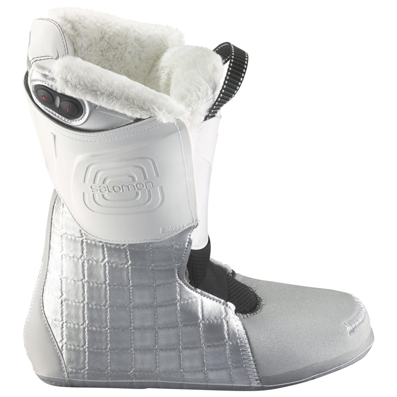 pas SALOMON Quest Heat Custom Chaussure Ski Access cher W Femme NOIR ZlOwiuPkXT