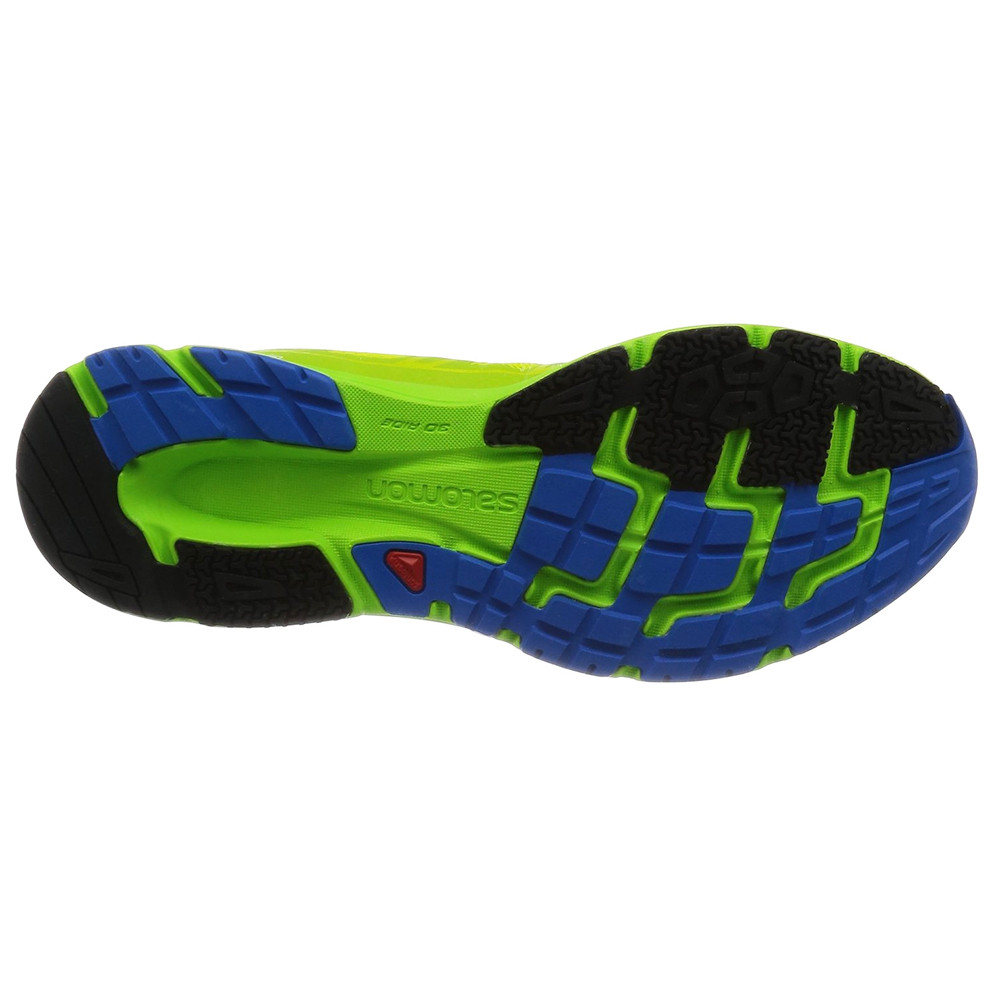 De Vert Pas Aero Homme Salomon Chaussure Chaussures Cher Sonic Hgq8Ug